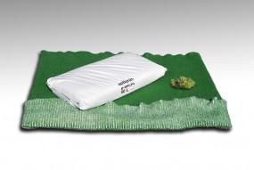 Optigrün-Schrägdachkomplettpaket