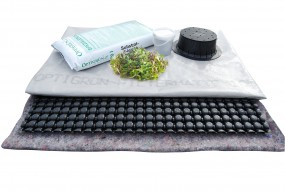 Optigrün-Flachdachkomplettpaket